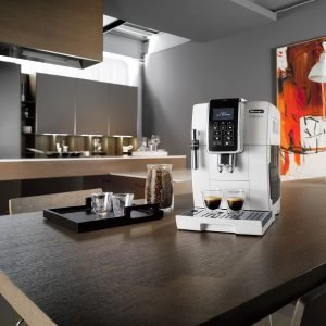 Delonghi Ecam350.35.W Dinamica Kahviautomaatti