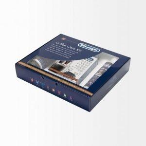 Delonghi Ser3012 Coffee Care Kit Puhdistussarja Kahvikoneille