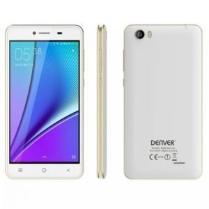 Denver 5 Smartphone Valkoinen