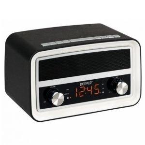 Denver Bluetooth Radio Crb-619black