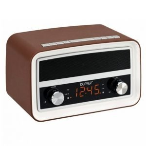 Denver Bluetooth Radio Crb-619brown