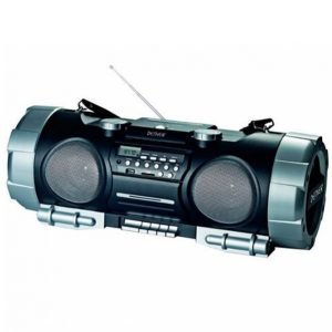 Denver Boombox Radio / Cd / Usb / Kasetti Tcs86black