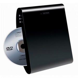 Denver Dwm-100usb Dvd-Soitin Hdmi / Usb Musta