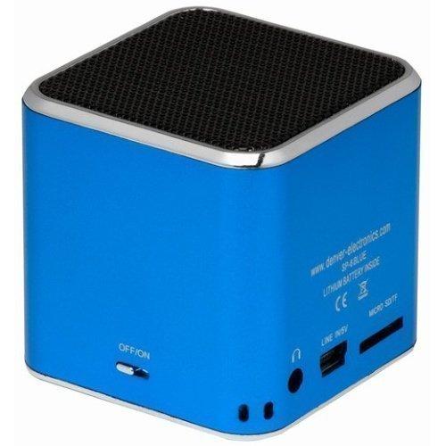 Denver SP-6 Blue 8GB