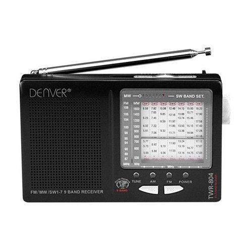 Denver TWR-804 Radio