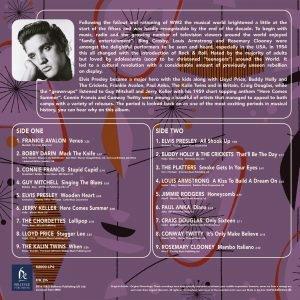 Denver Vpl 120 Levysoitin Punainen + The Complete Vinyl Collection