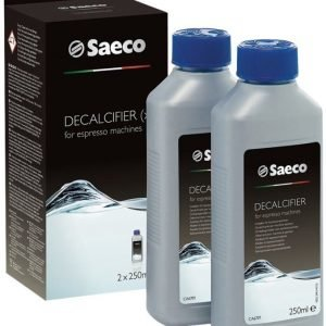 Descaler for Saeco Espresso machines Value Pack
