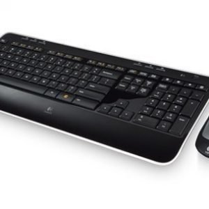 Desktop Logitech MK520 Desktop Wireless Nordic