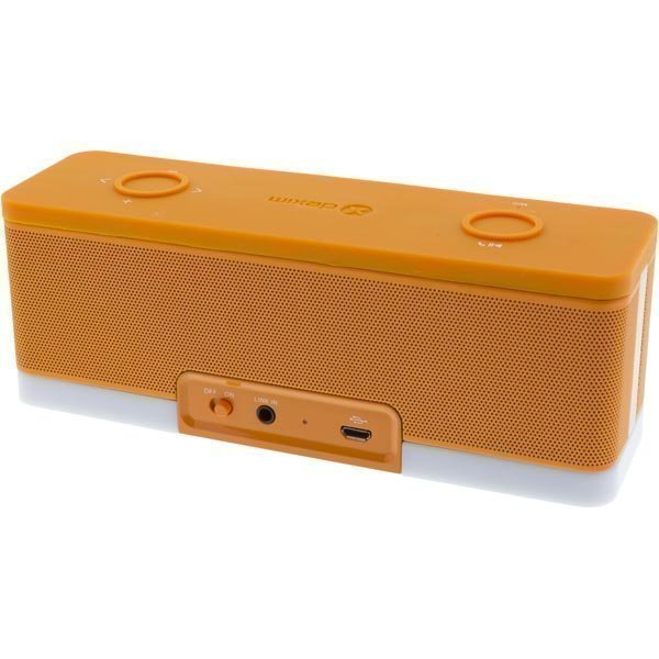 Dexim DEA059-O Bluetooth kaiutin Lithium-Ion oranssi