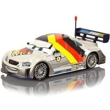Dickie Radio-ohjattava Hopeanvärinen Kilpa-auto Max Schnell Cars 2 1:24 Hopea