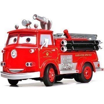 Dickie Radio-ohjattava Punainen Paloauto Cars 2 1:16