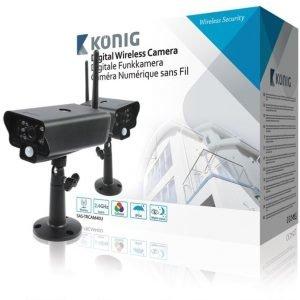 Digitaalinen 2 4 GHz langaton kamera SEC-TRANS60-järjestelmään