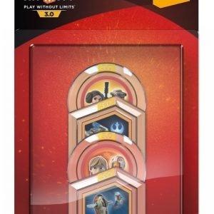 Disney 3.0 Power Disc 4-Pakkaus Rise Against The Empire