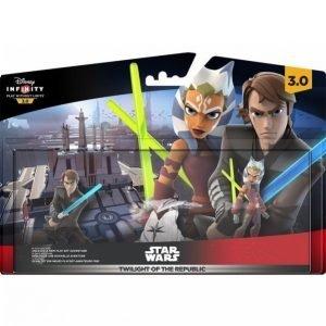 Disney 3.0 Twilight Of The Republic Pelisetti