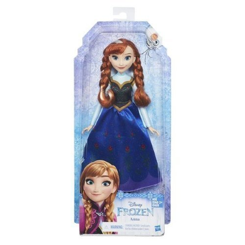 Disney Frozen Nukke Anna of Arendelle
