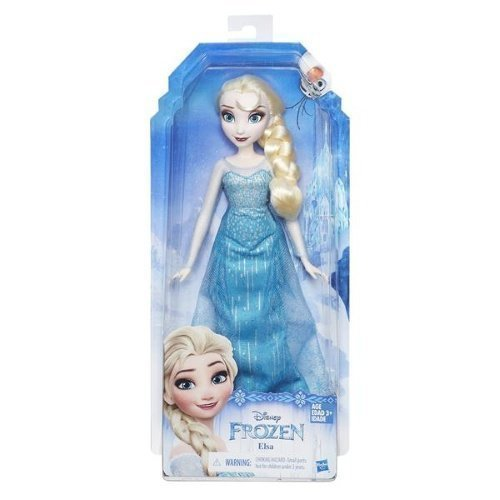 Disney Frozen Nukke Elsa of Arendelle