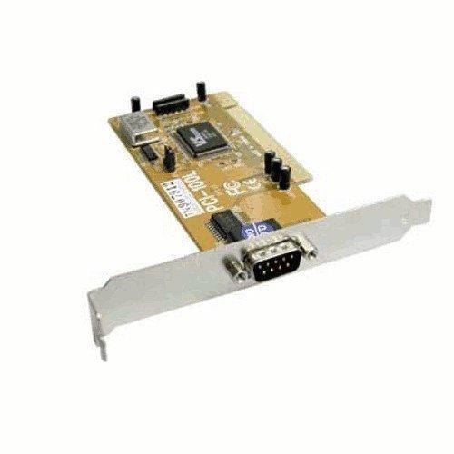 Diverse I/O kort PCI 1xS(16550) DB9 16 byte FIFO PnP