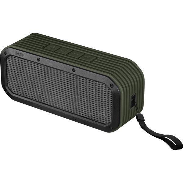 Divoom VOOMBOX kannettava Bluetooth-kaiutin 4 0 A2DP vihreä