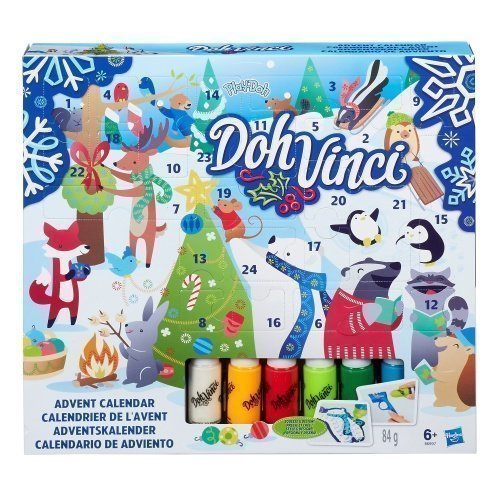 DohVinci Style Your Season Advent Calendar
