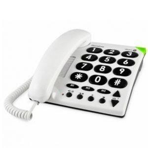 Doro 311 Phone Easy Puhelin Valkoinen