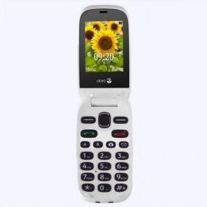 Doro 6031 Matkapuhelin Punainen / Valkoinen