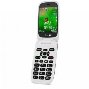 Doro 6531 3g-Puheline Musta / Valkoinen