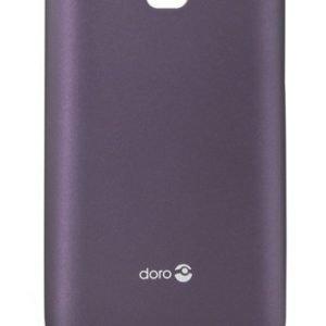 Doro Back Cover for Liberto 810 Purple