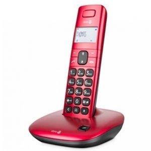 Doro Comfort 1010 Puhelin Punainen
