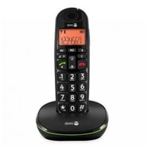 Doro Phoneeasy Langaton Puhelin 100w Musta