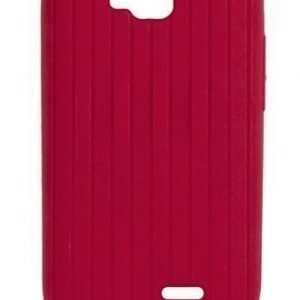 Doro Silicone Cover for Liberto 810 Red