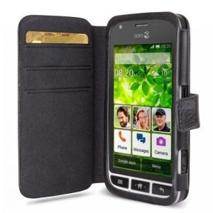 Doro Wallet Case 820 Mini Black