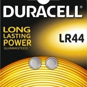 Duracell Lr44 Elektroniikkaparisto 2 Kpl / Pkt
