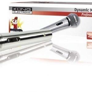 Dynamic mikrofoni