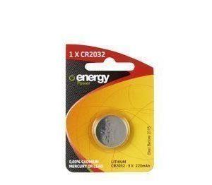 EP litium CR2032 1 kpl
