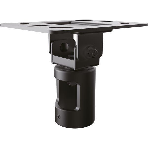 EPZI kattokiinnike kallistus 180° max 50kg alumiini musta