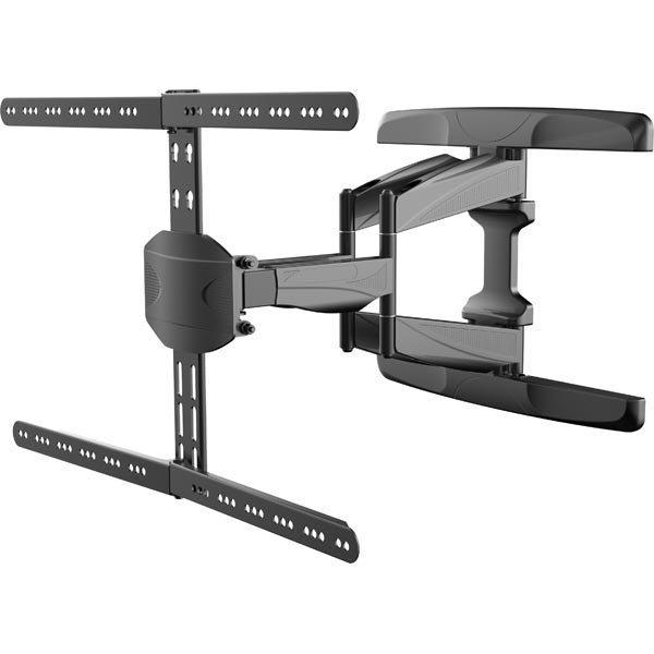 """EPZI seinäkiinnike Curved-TV 32-65"""" VESA 600x400 45 kg musta"""""""