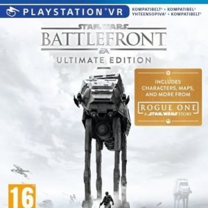 Ea Star Wars Battlefront Ultimate Edition