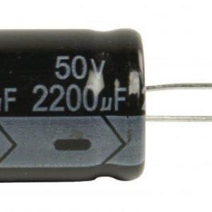 Elko 2200uf 50 V 105°