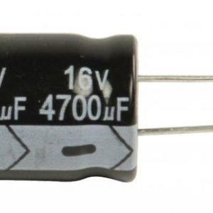 Elko 4700uf 16 V 105°