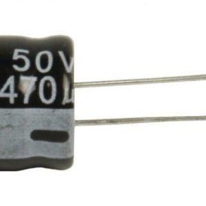 Elko 470uf 50 V 105°