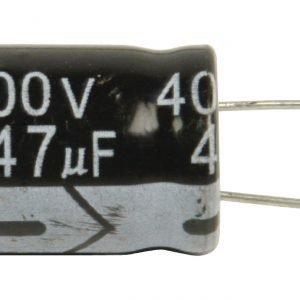 Elko 47uf 400 V 105°