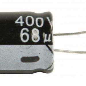 Elko 68uf 400 V 105°