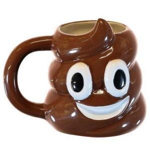 Emoji Poop Muki