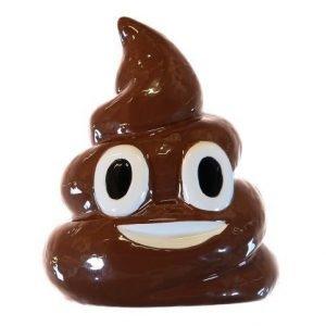 Emoji Poop Säästölipas