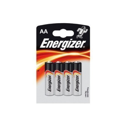 Energizer Alkaline Classic AA 4-pack
