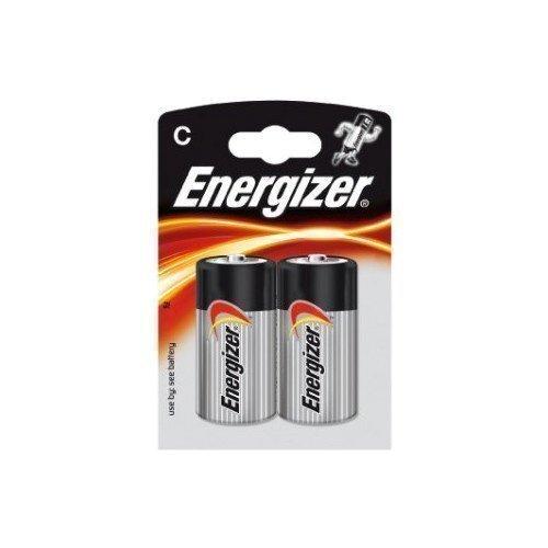 Energizer Alkaline Classic C LR14 2-pack