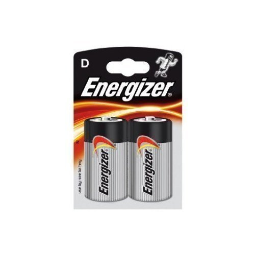 Energizer Alkaline Classic D LR20 2-pack