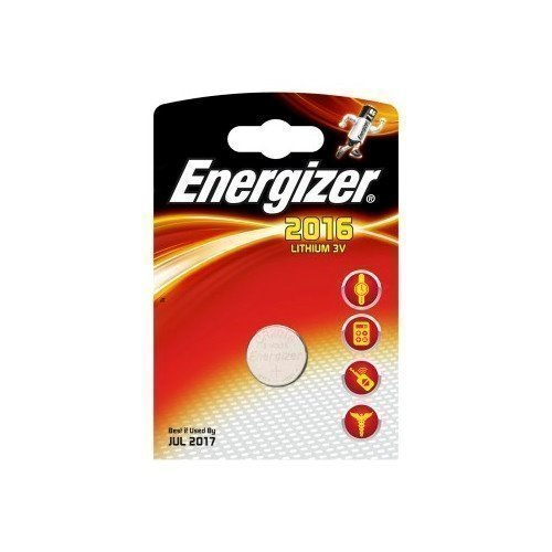 Energizer Cell 2016-CR2016