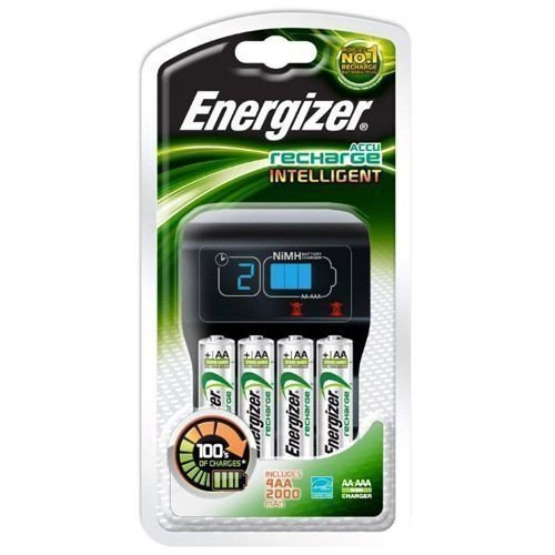 Energizer Intelligent Charger 2000mAh