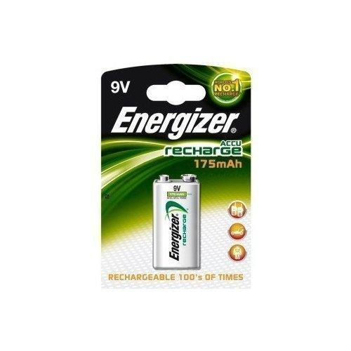 Energizer NiMH 175 mAh 9V 1-pack
